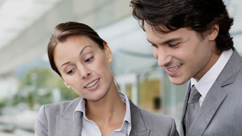 Zufriedene und motivierte Mitarbeiter sichern den Unternehmenserfolg