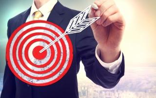 Genau definierte Ziel führen zu messbarem Erfolg! © Fotolia/ Melpomene