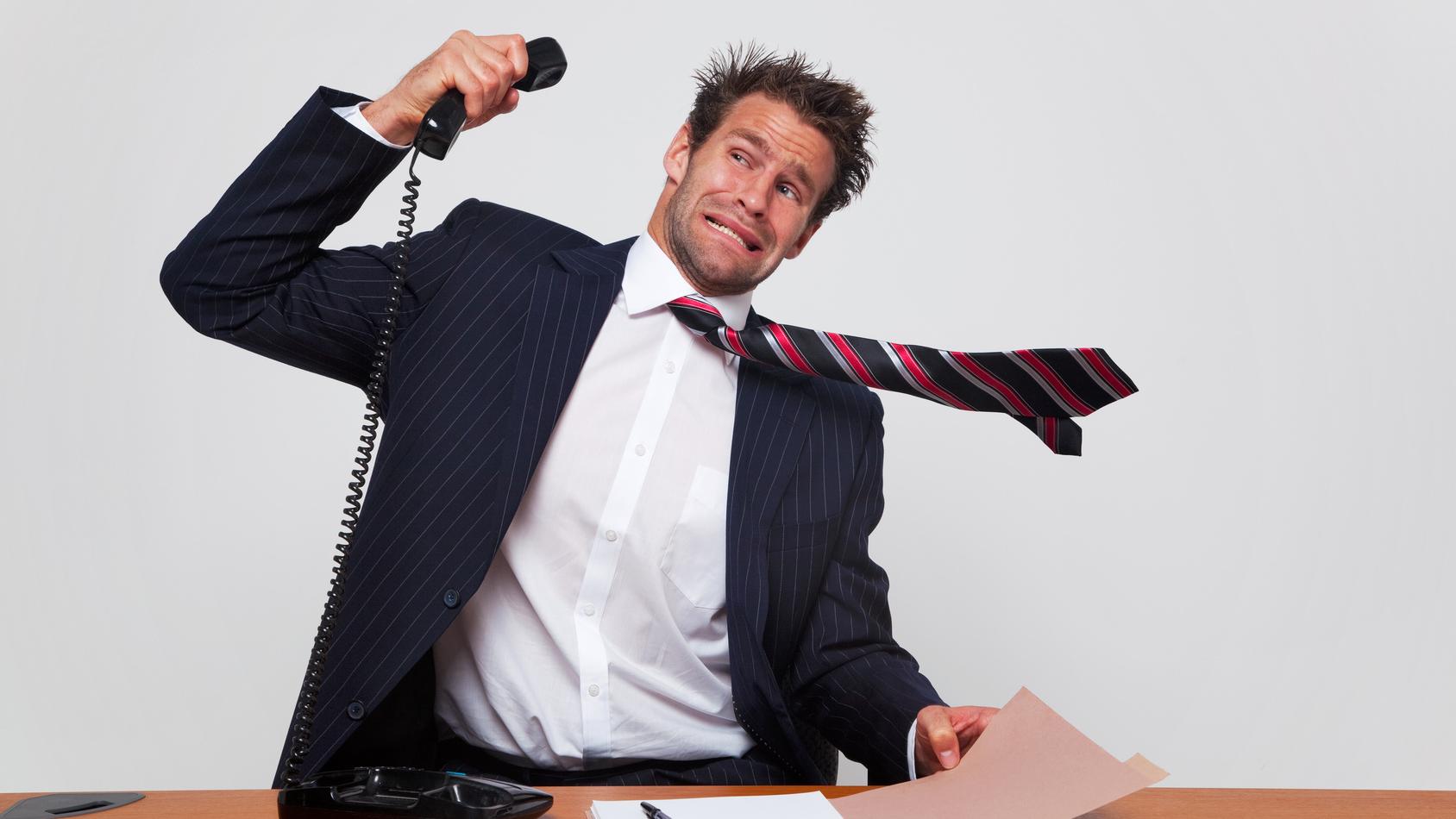 12 Tipps für erfolgreiche Telefonate im Vertrieb © Fotolia 2015/RTimages