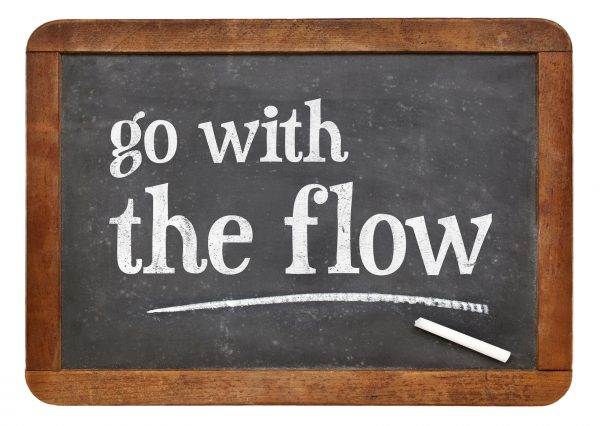 Alles im Flow: So erhöhen Sie die Motivation Ihrer Mitarbeiter langfristig © Fotolia 2016/ Marek