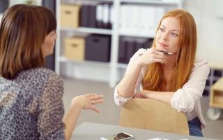 Warum aktives Zuhören Sie zu einem besseren Verkäufer macht © Fotolia 2016/contrastwerkstatt